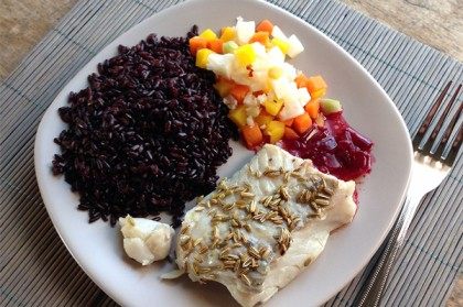 filet-de-lieu-riz-noir-legumes-financier