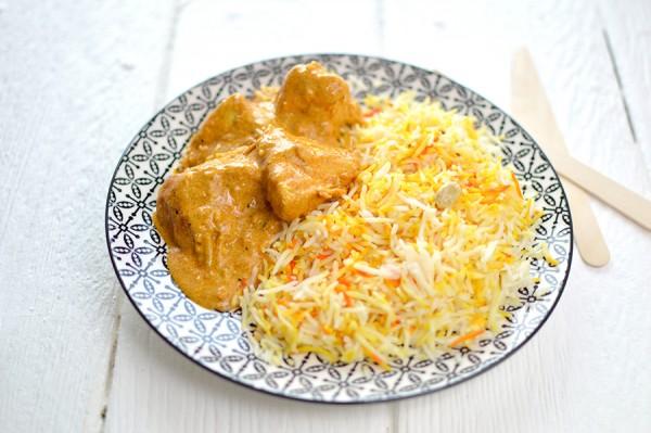 Poulet Shai Korma